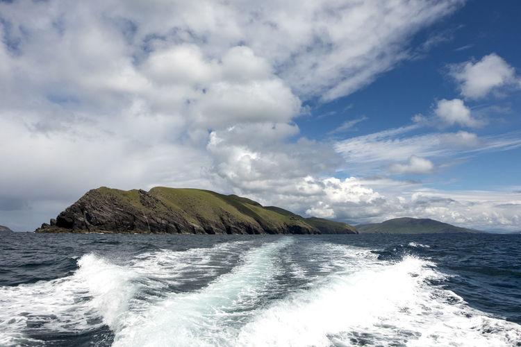 Great blasket islands boat trip