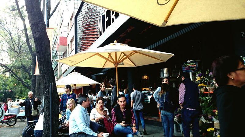 Mercado Roma, Mexico city