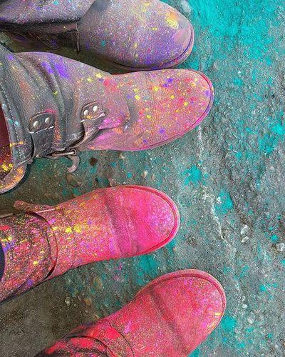 Esperienza bellissima....Festivaldelloriente Holifestivalofcolours Holifestival Colori Colour Torino Stancamasoddisfattaefelice Stancamasoddisfatta Lingotto Lingottofiere