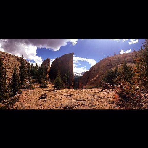 If fear hasn't killed me yet, then nothing will -JM Jurassicpark Edgeoftime Lillylake Estespark Colorado Longspeak