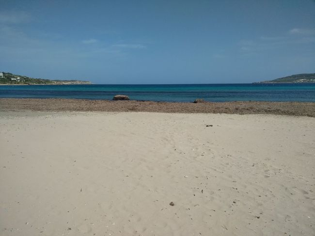 L-Ghadira Malta Mediterranean  Mediterranean Sea Beach Ghadira Nature Sea Sky Water