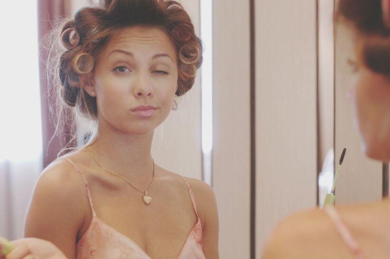 Model Portrait Beauty The Portraitist - 2014 EyeEm Awards