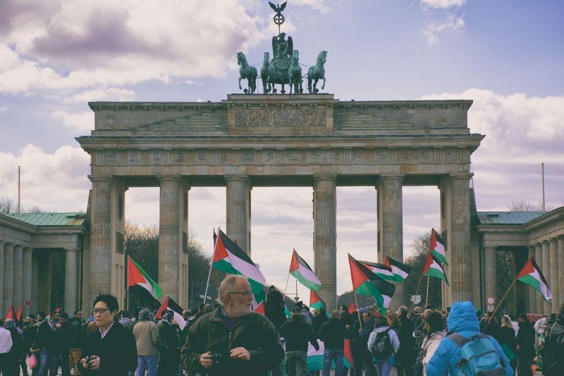 The Photojournalist - 2015 EyeEm Awards Berlin Demonstration Peace Peace ✌