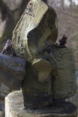 Geology Geometry Rock Rock - Object Rock Formation Sculpture Stone Textured