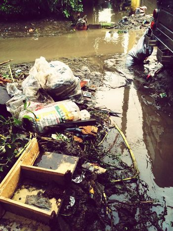 No People Flood Outdoors Garbage Calamity Flooded Streets The Week On EyeEm EyeEmNewHere