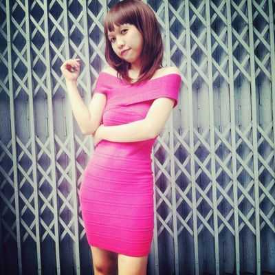 Lovely Pink Beautiful Girl
