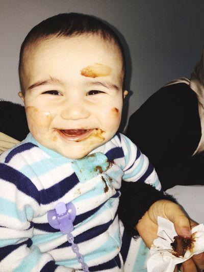 Chokoladelykke? Chocolate Baby Happy Love Fashion #igers #food #bestoftheday #love #instagood @topliketags #likesforlikes #likesplease #follow #followalways #photooftheday #followme #likes #f4f #happy #beautiful #followforfollow #likes4likes #l4l #instadaily #selfie #smile #likesreturned #likefor