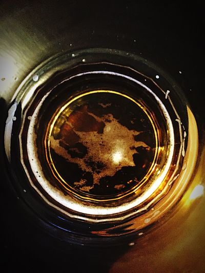 Round Glass Beer Cheers First Eyeem Photo