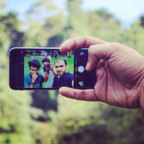 SeLfie Wid Browz 😘😘 Iphone6 Selfie Browz Fun OotY_hiLLz Ofroad Canon Eos  I6 OotY_Nit Rokin Fam 😙😙😄😉😊