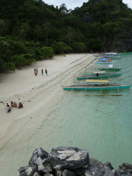 Caramoan Island White Sand Beach Underrated Beautiful Nature Vacation Wowphilippines Relaxing Nofilter