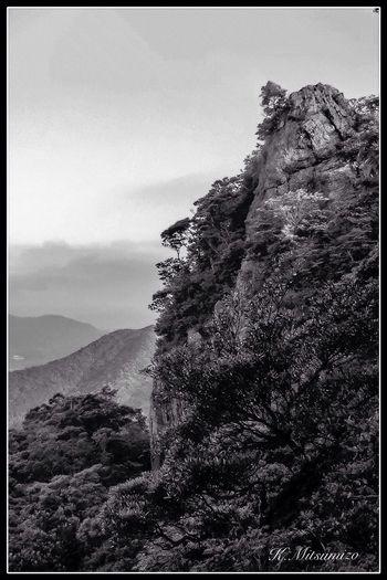 山水画の世界 黒髪山山頂天童岩 Enjoying Life Tadaa Community Nature Photography Landscape 佐賀 有田 武雄 黒髪山 Summit 山頂