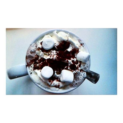 Mmmh Yummi Hot Chocolate christmaswithoutsnowgemütlicherabendmitderbestenschwester