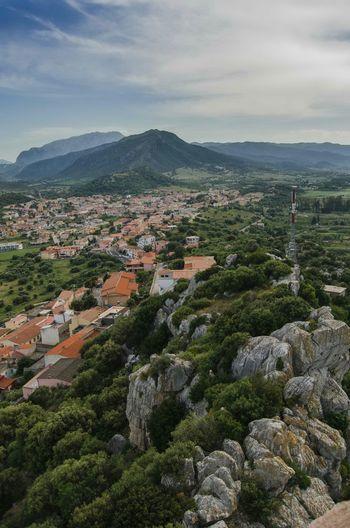 Vista dal Castello della Fava (Posada) Posada Landscape Castellodellafava Sardinia Sardegna Italy  Sardegna Landscape_lovers