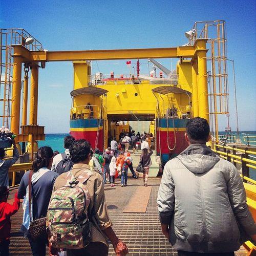 Pelabuhan Padang Bai ???⚓