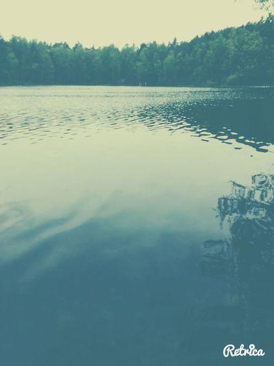 Jezioro_Dobre śmieszna Nazwa Ale Piękne Widoki ♥