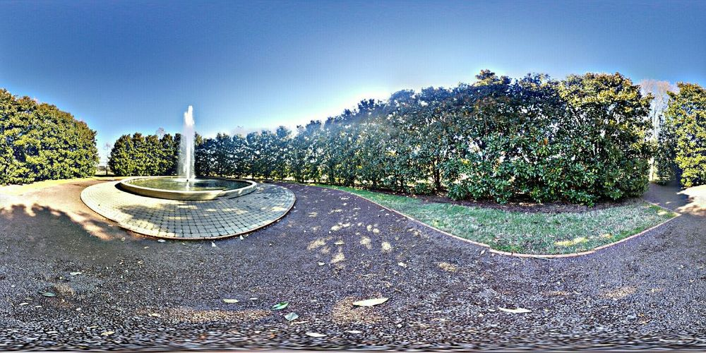 Panorama Discover Your City Spartanburg Milliken Fountain
