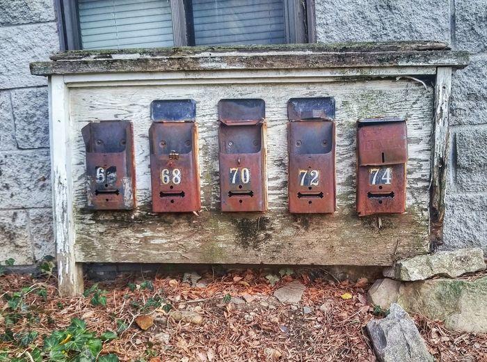 Columbus, Ohio Columbus Ohio Short North Mailbox Mail