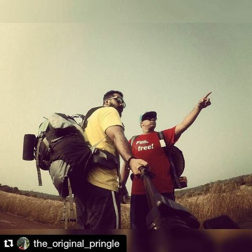 Terry boy doing Spotting work for a perfect camp site ....☺ Travellers Onbreak Roadtrip Weekendgetaway Tb Terryboy Bff Spotters Camp Resttime Sunnyday Hot OctoberPhotoChallenge Photooftheday Goprooftheday Goprouniverse Ahd Goa Mytravelgram