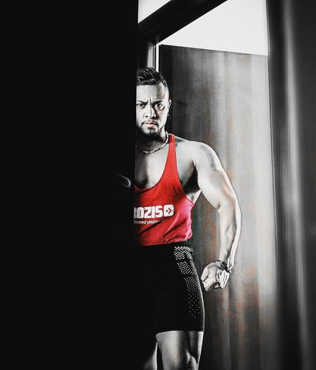 Training Gym BodyBuilder Body & Fitness Bodybuildingmotivation Human Muscle Sport Athlete