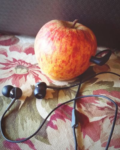 Nature Apple Innovation&Creative Wow! Got a new iPod, just loving the sweet fruity music?????