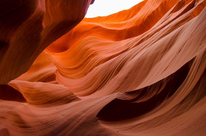 Amazing pictures of the antelope canyon in page us