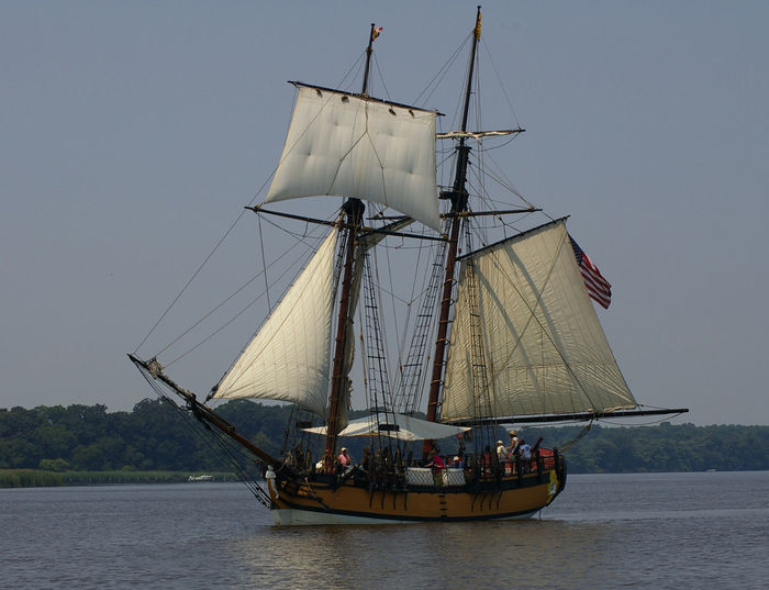 Boat Chester River Chestertown Maryland Fun On The River Mast Nautical Vessel Pirates Sailboat Sailing Water