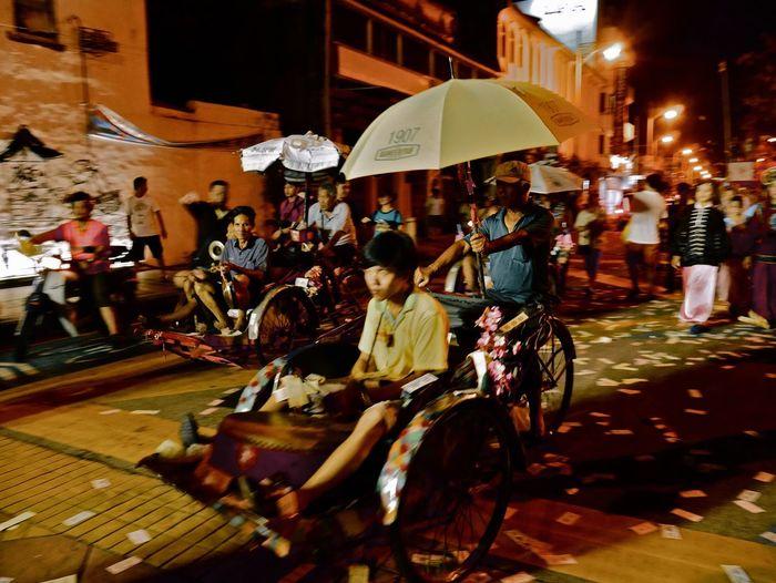 capturing motion South Est Asia Malaysia Religion Event Blur