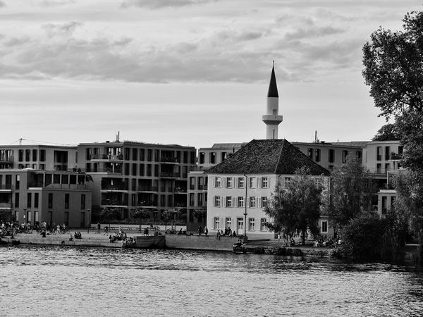 EyeEm Best Shots EyeEm Bnw EyeEm Best Shots - Black + White Black And White BW Transcience Konstanz Urban Landscape