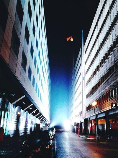 Ghotam City Night Lights Nightphotography Night Sky Nightshot