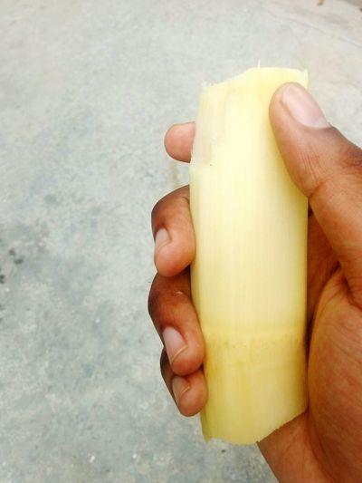 Sugarcane from Haiti Sugarcane Sugarcanejuice Yummy Haiti HaitiTourism Yummy! Love